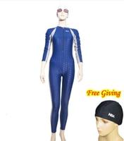 Plus Size Scuba Diving 0 5mm Fastskin Triathlon Suit Neoprene Wetsuit Mergulho Buceo Roupa Masculino Long