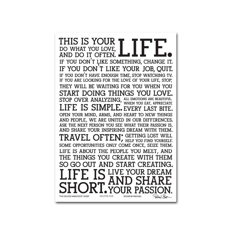US $1 98 OFF Black and White Painting Motto Motivational Quotes Art Poster Canvas Painting For Living Room Wall Art Picture Bedroom Decor in