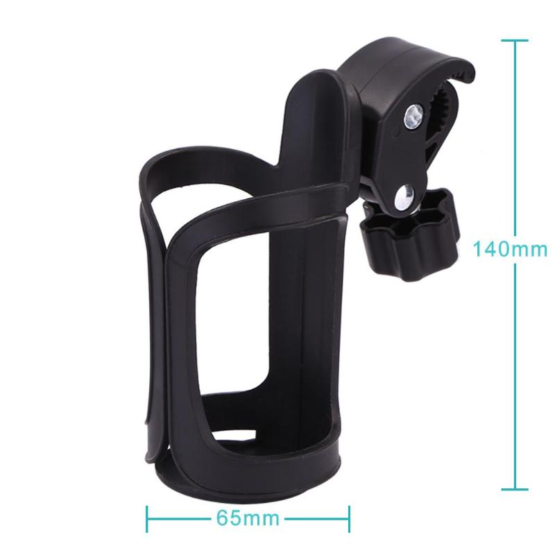 Multifunction Baby Stroller Cup Milk Bottle Holder Bicycle Kettle Cage Rack ABS Mountain Bike Bottle Bracket for xiaomi M365 24