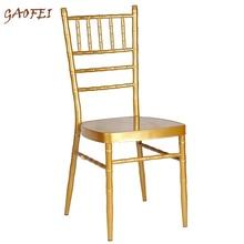 Chiavari стул мебель свадебный стул для банкета для свадебного момента отель вечерние или сбора без подушки