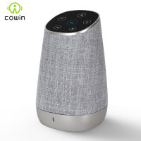 COWIN DiDa Touch control Portable Wireless Bluetooth Speaker with HD Sound and Enhanced Bass Hands free loudspeaker mini speaker