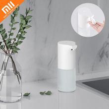 Оригинальный Xiaomi Mijia авто индукции Дозатор пены Ручная стирка автоматический мыло инфракрасный сенсор для умных домов Bay семья