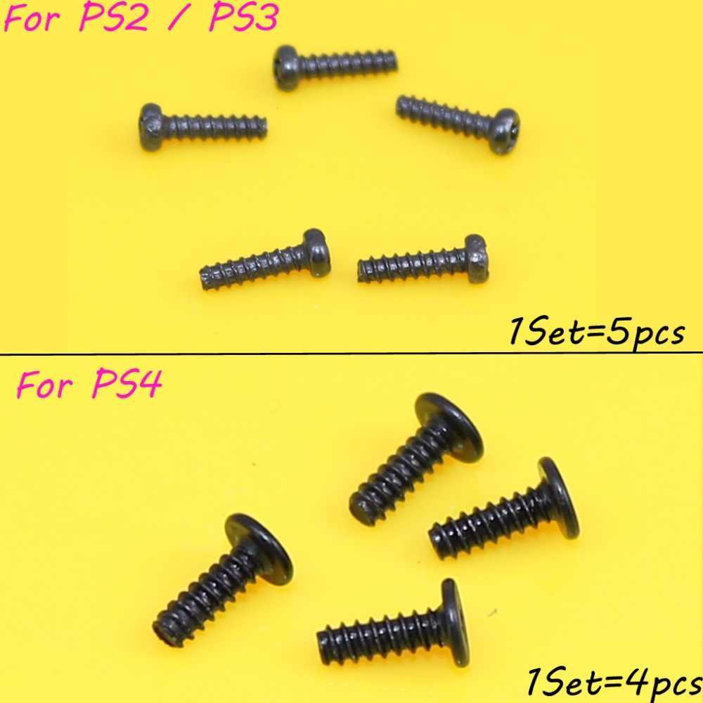 ソニーのps3 ps2 ps4コントローラフィリップスヘッド交換ネジ止めねじ