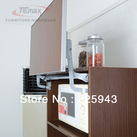 Soft Close Lift Up Gas Support System For Cabinet Cupborad Closet Hinge Damper