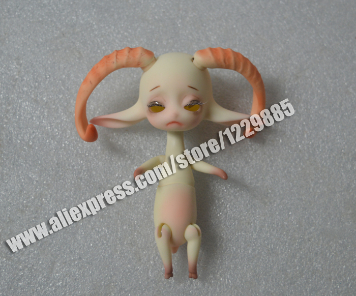 HeHeBJD 1/8 sheep Rain free eyes resin toy gifts free shipping-in Dolls from Toys & Hobbies    1