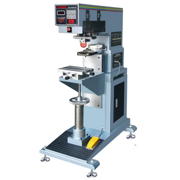 automatic svertical pad printing machine with ink cup,vertical tampo printing tabletop electric pad printing machine small pad printing machine mini pad printing machine