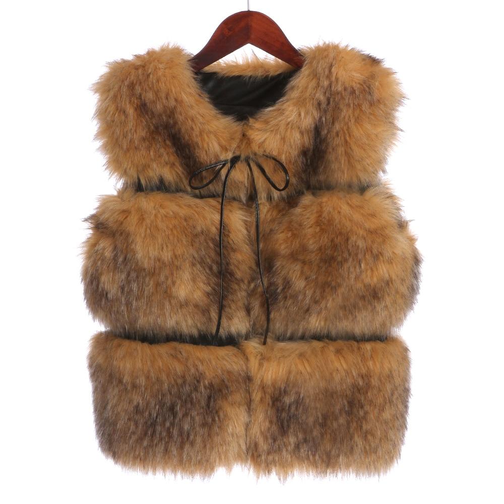 Savabien 2017 Autumn Winter Coat Women High Quality Faux
