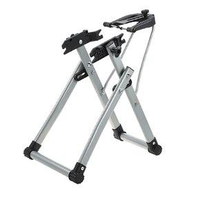 Image 2 - Home Mechanic Bicycle Wheel Truing Stand Wheel Maintenance Home Truing Stand Holder Support Bike Repair Tool