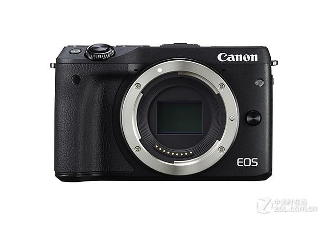 Appareil photo sans miroir Canon EOS M3 d'occasion (objectif Canon 18-55)