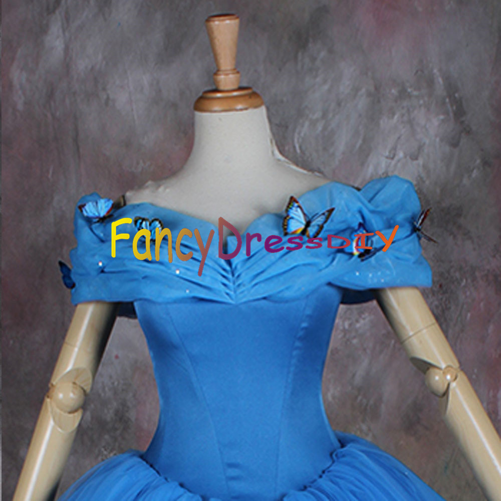 3 easy diy disney princess costumes cinderella wedding dress costume DIY Elsa dress Halloween costume Because you ve always wanted to be a princess for a day Disney princess