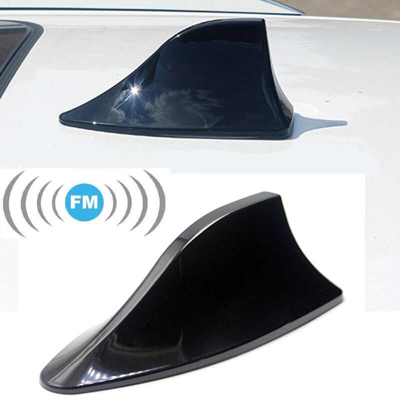 Antenas de señal de coche Universal impermeables de alta calidad alerón con forma de aleta de tiburón antenas de radio de coche más fuertes antenas de señal de techo cualquier coche Superbat 698-960/1710-2170/2500-2600MHz 4G LTE, antena 5dbi CRC9, amplificador de Clip para teléfono móvil, enchufe aéreo macho para módem Huawei USB