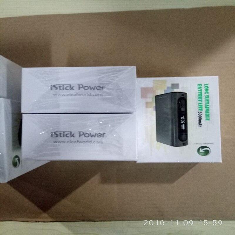 Eleaf iStick Power 80W tc MOD 5000mah Built in Battery font b electronic b font font