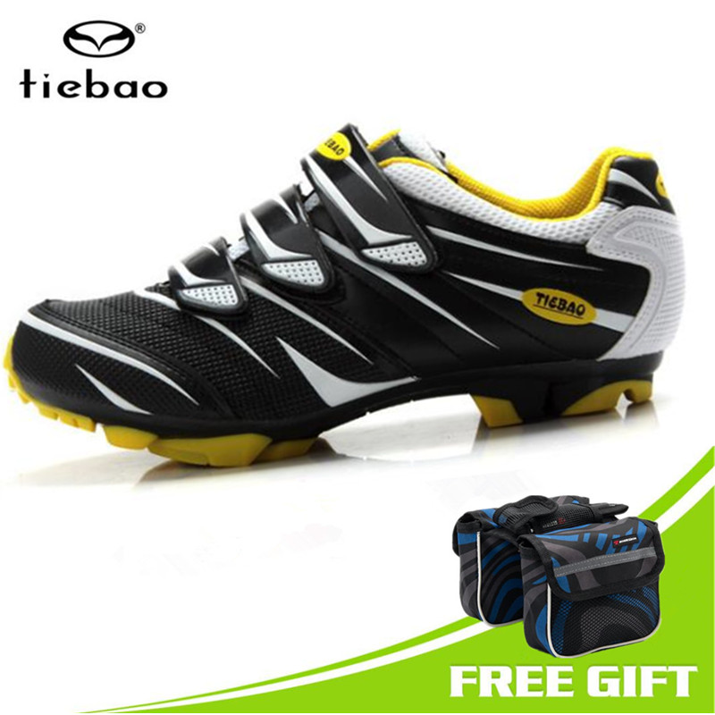 Tiebao Cycling Shoes 2018 Breathable Professional Self-Locking MTB Bicycle Shoes Non-Slip Bike Racing Shoes Sapatos de ciclismo racmmer cycling gloves guantes ciclismo non slip breathable mens