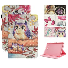 цена на Magnetic Closure Tablet Case for Samsung Galaxy Tab E 9.6 T560 T561 Flip Stand Cover PU Leather Case for Samsung Tab E T560