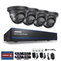 SANNCE 8CH CCTV System 2 0MP 1080P AHD DVR 4PCS 3000TVL Outdoor Night Vision 1920 1080