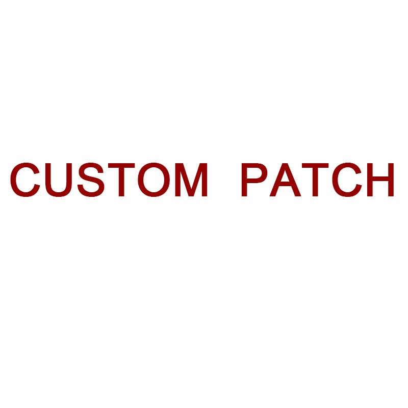 Custom Iron On Patches For T shirt Jacket Accessory Applique Y 00