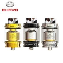 Ehpro – atomiseur à filetage Billow X RTA, 4ml/5ml, 510 bobines, pour Cigarette électronique, à flux d'air réglable