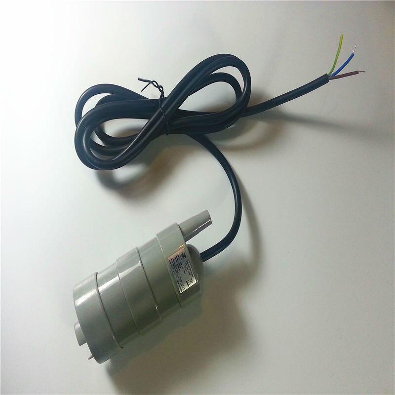 Miniatura DC bomba submersível vertical vazão 1000L/H máquina de bomba de água do chuveiro banho JT-55012V-24W