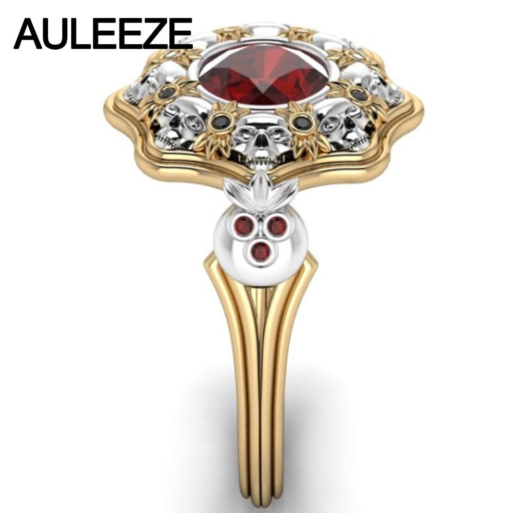 Fashion Collier Pendentif Femme 10KT YG ronde brillante coupe diamant 0.10 ct