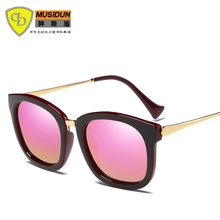 Фотография 2017 New Fashion Women Polarized Sunglasses Designer Brand Sunglasses Sun Glasses Female Sunglasses Oculos De Sol 76017