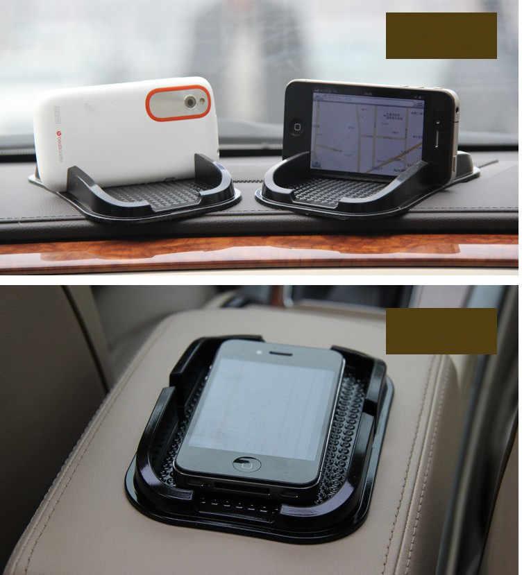 1 قطعة حار!!! جديد الأسود اكسسوارات السيارات الهاتف المحمول حصيرة لشيري A1 A3 تميمة A13 E5 تيجو E3 G5 ل BYD cs35 luxgen 7 F3