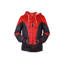 2019 Spring Spiderman Jacket Men Women Spider Man Far From Home Hoodies Coat