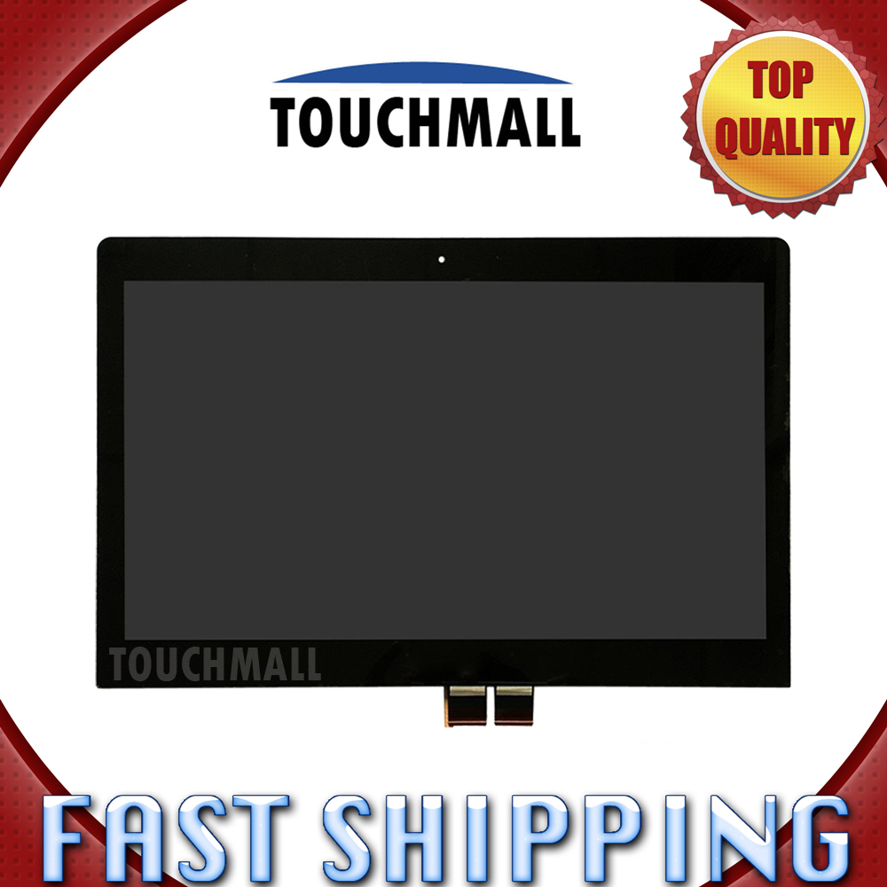 For Lenovo Flex 3 14 Flex 3-14 Replacement Laptop LCD Display Touch Screen Assembly 14-inch Black replacement original touch screen lcd display assembly framefor huawei ascend p7 freeshipping