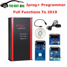New For 2019 Cars Iprog Programmer ECU/IMMO/Mileage Correction Full Functions OBD2 Diagnostic Scanner Key Programmer Iprog Pro(China)