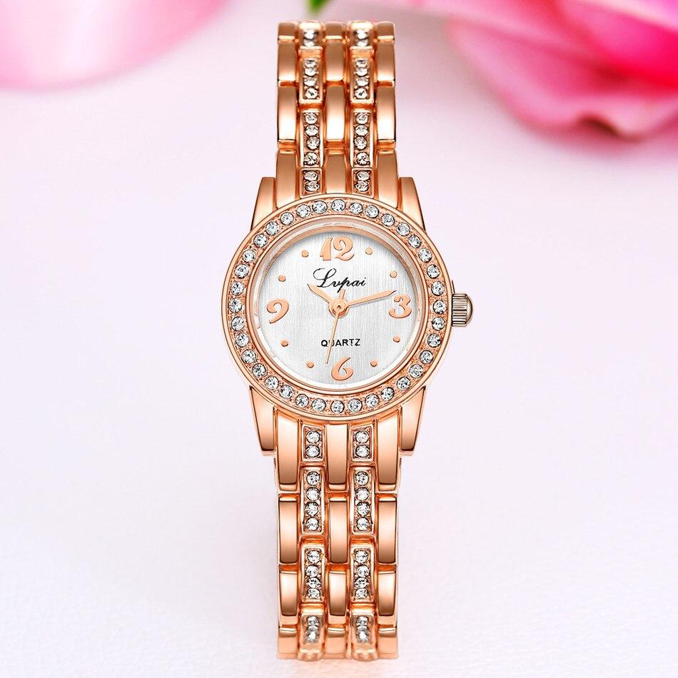 Luxury Brandladies Watch Vente Chaude De Mode De Luxe  Femmes Montres Femmes Bracelet Montre Watch Relogio Clock Gifts #pl310