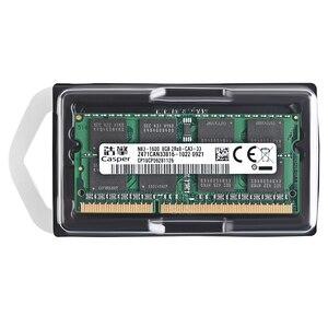 Image 5 - Casper Sodimm DDR3 8 GB 1600 En 1333 MHz 204 Pin 1.5 V Laptop Ram SO DIMM Notebook Geheugen