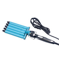 110V To 240V 30s Fast Heat Curling Iron Tools 5 Barrels Electric Hair Curler 160 190