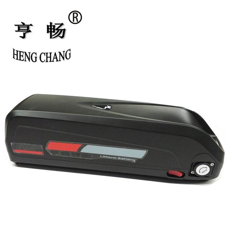 Новый Хайлун 36 В 13ah e-велосипед батареи высокого качества литий-ионный аккумулятор пакет с USB и зарядное устройство 15A bms