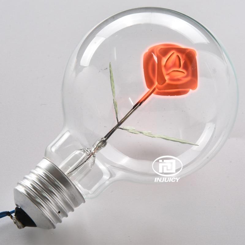 Criativas Lâmpada Paisagem Decoração Da Lâmpada de Iluminação Interior