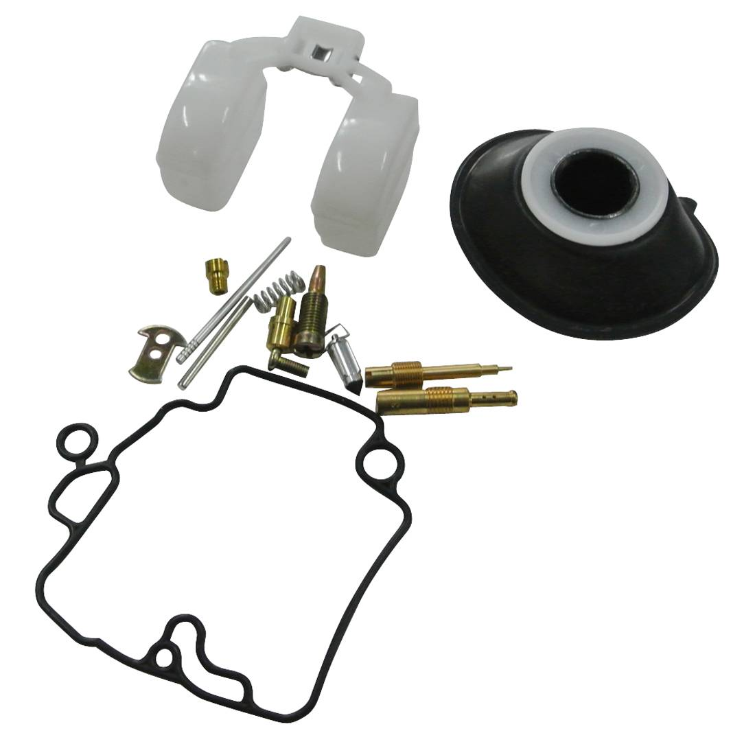 Worldwide delivery gy6 50cc carburetor in Adapter Of NaBaRa