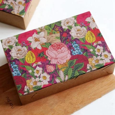 Caixas de Presente da Festa de Doces o Envio Gratuito de Flores Decoração Biscoito Bolo Pacote Abastecimento Favores Box