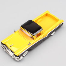 1/43 Scale mini Yat ming classic 1957 FORD RANCHERO Falcon Fairlane coupe metal die-cast pickup pick up truck Van car model kids