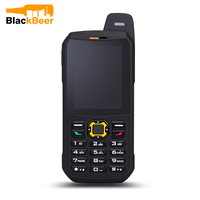 Digoor DG22 Seniors Waterproof Shockproof Dustproof 2G GSM Elderly Man Strong Flash Light Back Camera Power