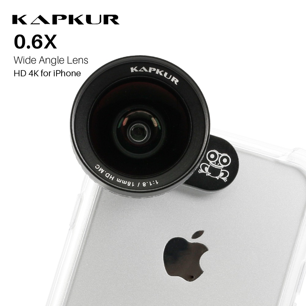 Kapkur 18X Mobile Macro Lens with CPL Filter 0.6X Wide Angle Lens Clip-on Phone Lens for iPhone Xs Max X 8 Samsung S8 S9 HuaweiKapkur 18X Mobile Macro Lens with CPL Filter 0.6X Wide Angle Lens Clip-on Phone Lens for iPhone Xs Max X 8 Samsung S8 S9 Huawei