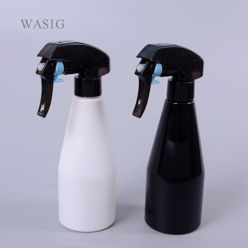 250ml  Hair Salon Pro Hairdressing Water Spray Empty Bottle Sprayer Hair Refillable Bottle Barber Styling Applicator Bottle
