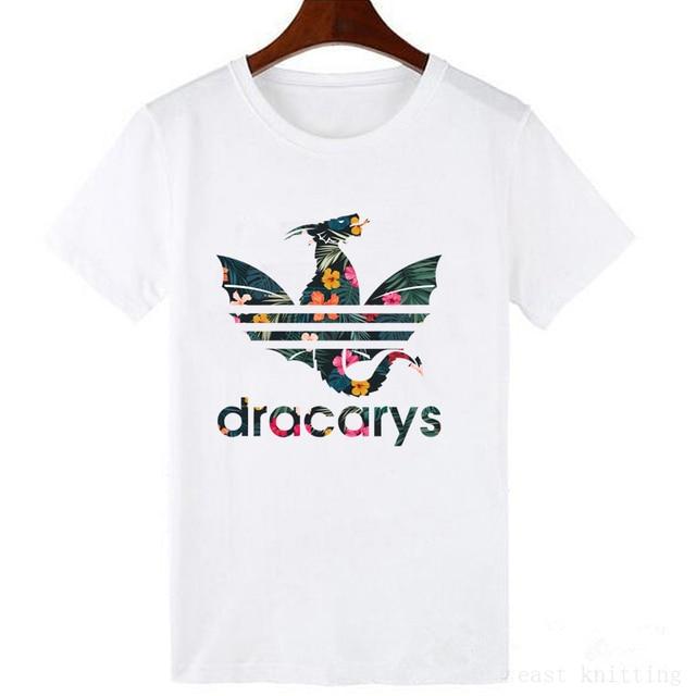 Harajuku Vintage Dracarys T...
