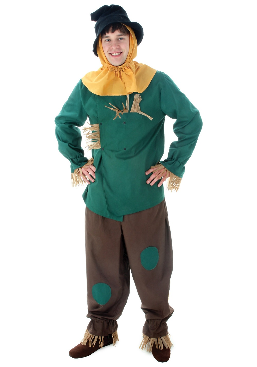 buy scarecrow halloween costume and get free shipping on aliexpress