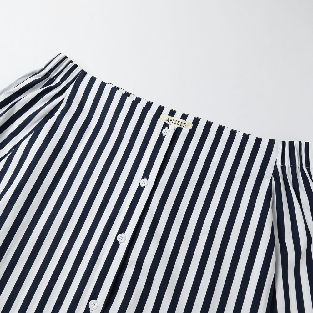 HTB1VNosPpXXXXXzXFXXq6xXFXXXA - Summer Women Striped Shirt Sexy Cotton Long Sleeve