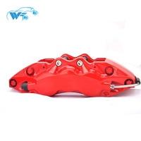 KOKO RACING WT9040 6 горшок красный тормозных суппортов высоком представление части тормозной системы для Subaru WRX автомобиль
