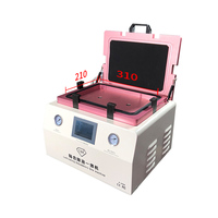 TBK 308A 15 Inch Vacuum OCA Laminating Machine 2 in 1 With Air Bubble Remove Function For Mobile Phone LCD Touch Screen Repair