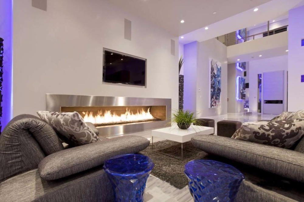 On Sale  24'' Electric  Bio Ethanol Fireplaces