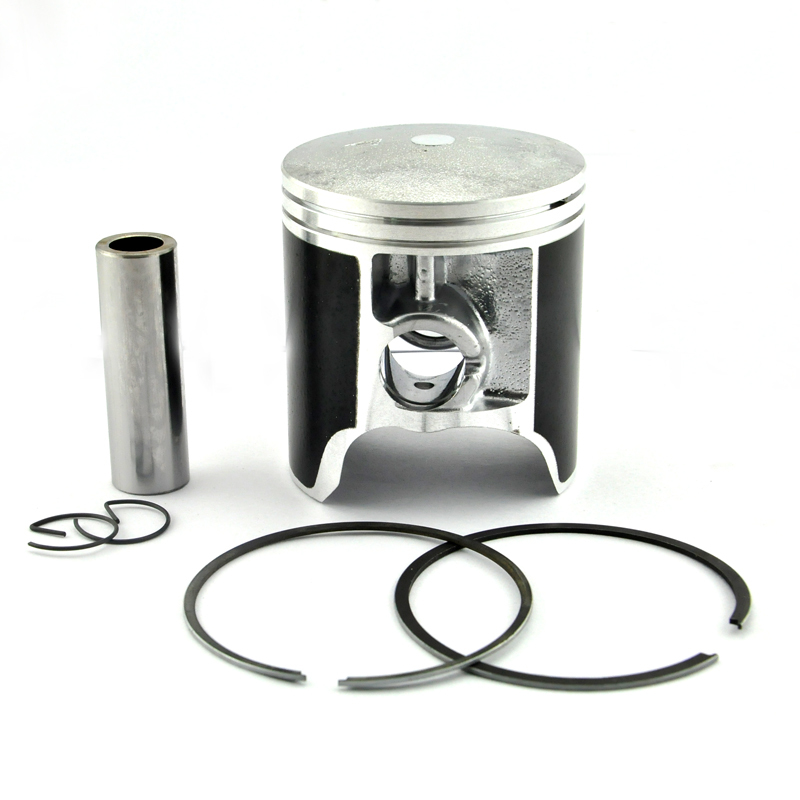 Motorcycle Engine Parts Std Cylinder Bore Size 55mm: LOPOR CR250 Piston & Piston Rings Set Motorcycle Engine