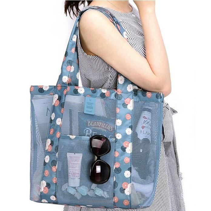 Yeni Kore Seyahat Çantası İşlevli Moda Kadın Omuz Çantası - Çanta