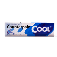 Counterpain 120G Thailand Cool feeling Ointment Analgesic Gel Sport Injury Strains Bruises Relieve
