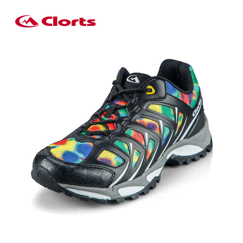 2017 Top Direct Selling 2017 Clorts Men Trail Running Shoes Outdoor Lightweight Sneakers Pu For Free Shipping 3f021a/b kelme children white black smooth soccer shoes pu broken nail outdoor running sneakers k15s936