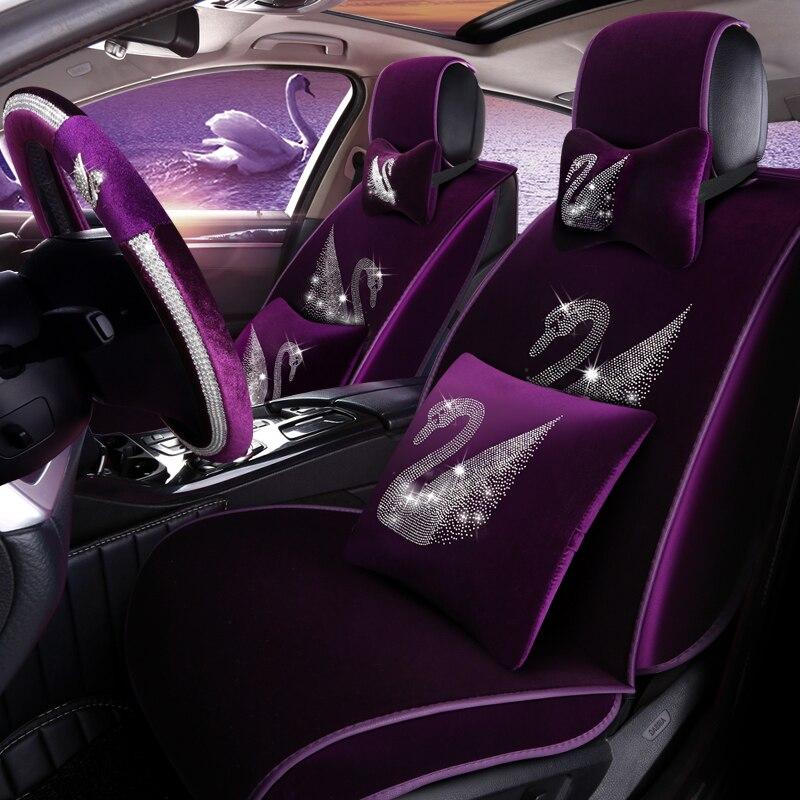 2 X frentes Heavy Duty Gris Impermeable cubiertas de asiento de coche Nissan Qashqai 2